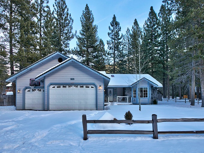 Single Family Home for sales at 3275 Panorama Drive 3275 Panorama  Drive South Lake Tahoe, California 96150 United States