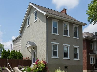 Casa Unifamiliar for sales at Bethlehem, PA 1021 N New Street Bethlehem, Pennsylvania 18018 Estados Unidos