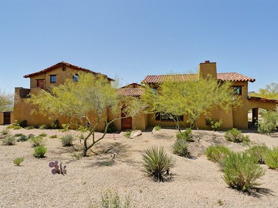 Nhà ở một gia đình for sales at Gorgeous Semi-Custom Desert Mountain Home 10504 E Horizon Drive Scottsdale, Arizona 85262 Hoa Kỳ