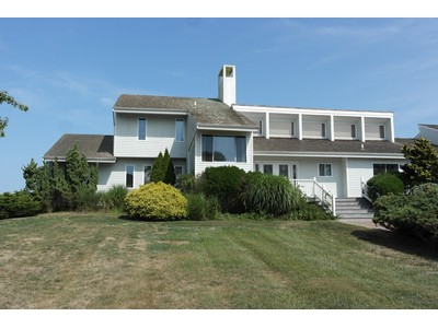 Single Family Home for sales at On the Open Bay 30 Ring Neck Road Remsenburg, New York 11960 United States