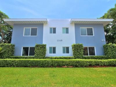 Condominium for sales at 1140 102 St #1  Miami Beach, Florida 33154 United States