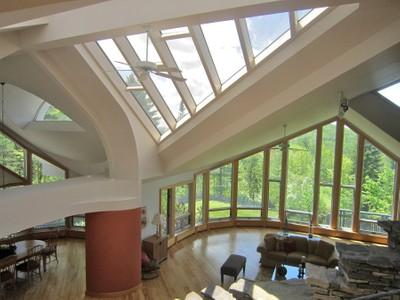 Einfamilienhaus for sales at Stunning Contemporary 879 Russellville Road  Shrewsbury, Vermont 05738 Vereinigte Staaten
