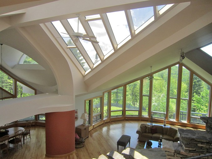 Single Family Home for sales at Stunning Contemporary 879 Russellville Road   Shrewsbury, Vermont 05738 United States