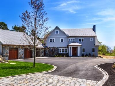 Villa for sales at Eastern Point - Views of Brace's Cove 55 Farrington Avenue Gloucester, Massachusetts 01930 Stati Uniti