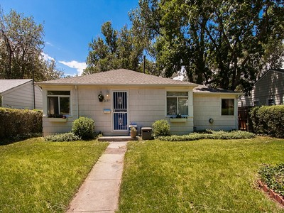 Single Family Home for sales at 2435 South Lafayette Street  Denver, Colorado 80210 United States