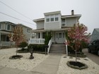 Casa para uma família for  sales at Beautiful Ocean Block Home 19 Vance Avenue Lavallette, Nova Jersey 08735 Estados Unidos