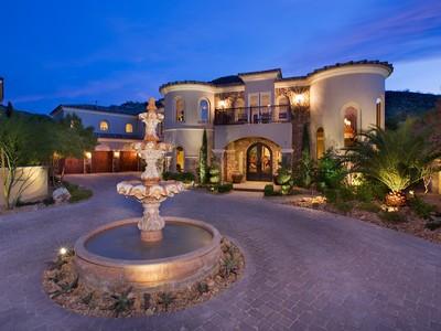 Villa for sales at 2 Grand Anacapri  Henderson, Nevada 89011 Stati Uniti