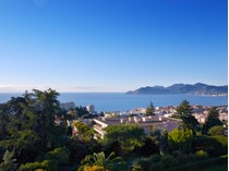Apartment for sales at Panoramic sea view and large terrace for this one bedroom apartment La Croix des Gardes   Cannes, Provence-Alpes-Cote D'Azur 06150 France