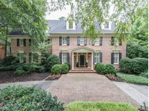Nhà ở một gia đình for sales at Elegant Large Family Home 3463 Valley Road  Buckhead, Atlanta, Georgia 30305 Hoa Kỳ
