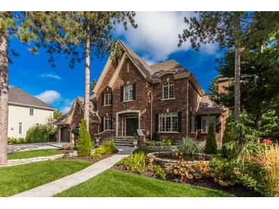 단독 가정 주택 for sales at Terrebonne 36 Rue du Val-des-Bois  Terrebonne, 퀘벡주 J6Y1Z6 캐나다