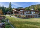 Villa for  sales at Secluded Mountian Retreat on Acreage 5476 Stonebridge Place   Whistler, Columbia Britannica V0N1B5 Canada
