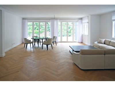 Apartment for sales at High End Ground Apartment in new build Townhouse Dusseldorf, Nordrhein-Westfalen Germany