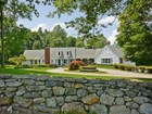 Single Family Home for sales at Beautiful Expanded & Updated Cape 593 North Salem Road Ridgefield, Connecticut 06877 United States