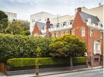 Villa for sales at Pacific Heights Landmark Mansion 1735 Franklin Street   San Francisco, California 94109 Stati Uniti