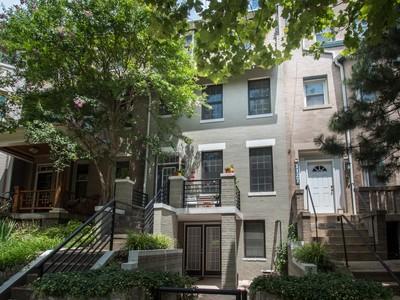 独户住宅 for sales at Columbia Heights 1129 Columbia Road NW #2 Washington, 哥伦比亚特区 20009 美国
