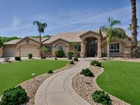 Single Family Home for sales at Fabulous Custom Equestrian Property With Mountain Views 2226 E Riverdale Street   Mesa, Arizona 85213 United States