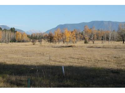 토지 for sales at Hidden Meadows Preserve 917 Preserve Parkway Lot 3  Whitefish, 몬타나 59937 미국