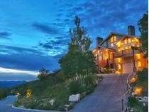 Casa para uma família for sales at Immaculate Pinebrook Home with Big Mountain Views 7803 Tall Oaks Dr   Park City, Utah 84098 Estados Unidos