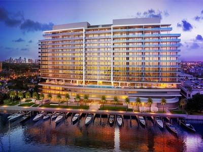 Condomínio for sales at RIVA CONDO #807 1180 N Federal Highway Unit # 807 Fort Lauderdale, Florida 33304 Estados Unidos