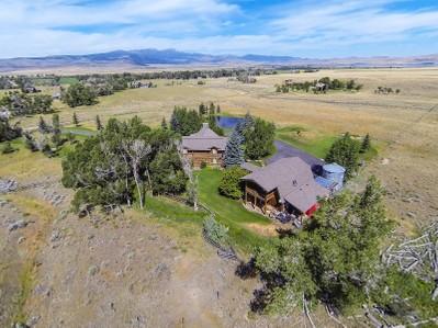 Single Family Home for sales at Amazing Outdoorsman's Estate 42 Cottonwood Lane Ennis, Montana 59729 United States