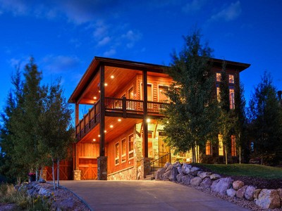 Einfamilienhaus for sales at The View is an 11 out of 10 12547 N Ross Creek Dr Heber City, Utah 84032 Vereinigte Staaten