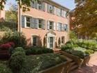 獨棟家庭住宅 for  sales at Georgetown 1609 31st Street Nw   Washington, 哥倫比亞特區 20007 美國