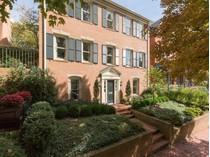 Частный односемейный дом for sales at Georgetown 1609 31st Street Nw   Washington, Округ Колумбия 20007 Соединенные Штаты