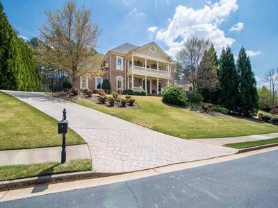 Single Family Home for sales at Magnificent Executive Home 2150 Blackheath Trace Alpharetta, Georgia 30005 United States