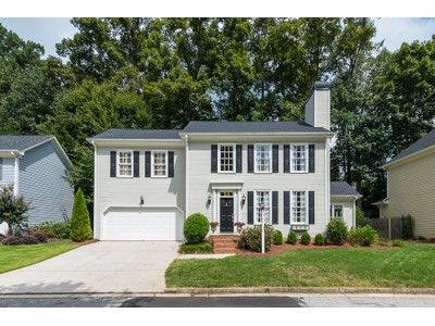 Частный односемейный дом for sales at Classic Brookhaven Charm 1104 Haven Glen Lane NE  Atlanta, Джорджия 30319 Соединенные Штаты