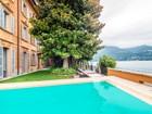 Casa Unifamiliar for  sales at Splendid 18th century villa overlooking Lake Como Carate Urio Como, Como 22010 Italia