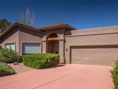 獨棟家庭住宅 for sales at Fabulous Three Bedroom 120 Alexandria Rd Sedona, 亞利桑那州 86336 美國