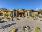 Single Family Home for  rentals at Custom Home with Exquisite Finishes in Troon Highlands Estates 11926 E La Posada Circle Scottsdale, Arizona 85255 United States