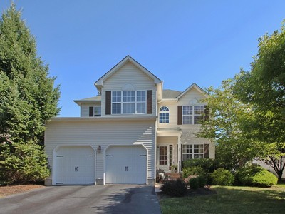 Single Family Home for sales at Meticulously Maintained Colonial 22 Elmara Drive  Bridgewater, New Jersey 08807 United States
