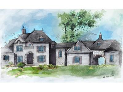 独户住宅 for sales at Beautiful European Estate 3247 Watsons Bend Alpharetta, 乔治亚州 30004 美国