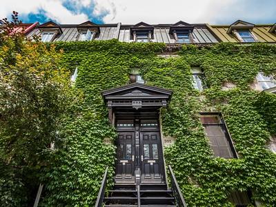 Appartement for sales at Montréal 997 Av. de l'Hôtel-de-Ville  Montreal, Québec H2X3A4 Canada