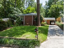 Single Family Home for sales at Incomparable Location in Piedmont Heights 1795 Piedmont Way NE   Atlanta, Georgia 30324 United States