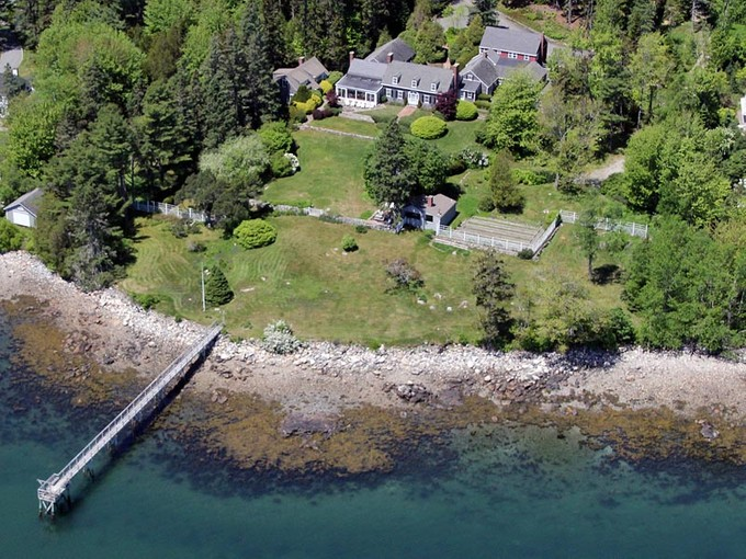 Single Family Home for sales at Fernald Point 28 Fernald Point Road Southwest Harbor, Maine 04679 United States