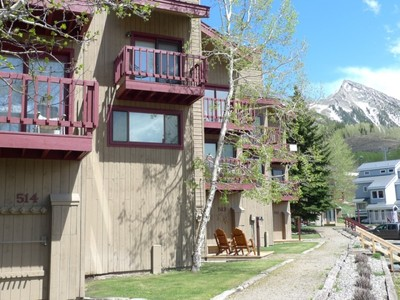 Single Family Home for sales at 21 Crested Mountain Lane, Unit 514 21 Crested Mountain Lane Unit 514 Mount Crested Butte, Colorado 81225 United States