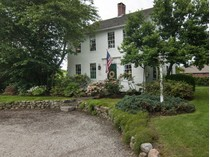 Maison unifamiliale for sales at The Asa Kirtland House Circa 1805 100 North Cove Road   Old Saybrook, Connecticut 06475 États-Unis