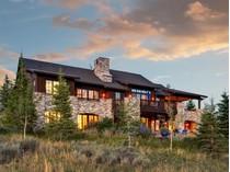 Maison unifamiliale for sales at Amazing Views from this Promontory Home 8609 N Marmot Cir Lot 92   Park City, Utah 84098 États-Unis