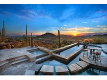 Single Family Home for sales at Beautiful Desert Mountain Home with Spectacular Views 41188 N 102nd Place   Scottsdale, Arizona 85262 United States