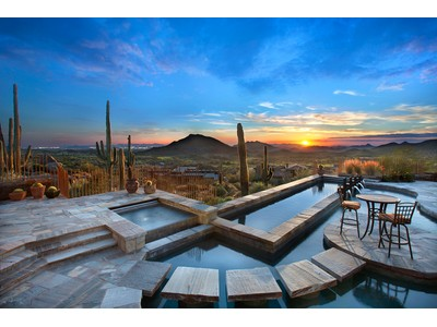 단독 가정 주택 for sales at Beautiful Desert Mountain Home with Spectacular Views 41188 N 102nd Place   Scottsdale, 아리조나 85262 미국
