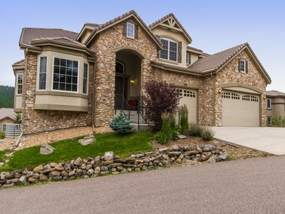 Single Family Home for sales at 880 Elk Rest Road  Evergreen, Colorado 80439 United States
