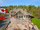 Casa Unifamiliar for sales at Spectacular Georgian Bay Waterfront 30 Big Sound Dr Georgian Bay, Ontario P2A2Z1 Canadá