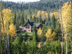 Maison unifamiliale for sales at Home with Phenomenal Setting minutes from Ashley Lake 310 Hodge Creek Drive Kila, Montana 59920 États-Unis