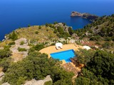 Property Of House on the coast of Deia overlooking Sa Foradada