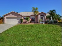 Single Family Home for sales at 2005 CBS Home, Private Pool, No HOA! 1464 Whitmore St   Sebastian, Florida 32958 United States