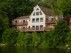 Einfamilienhaus for sales at Saratoga Lakefront Contemporary 1231 Route 9P Saratoga Springs, New York 12866 Vereinigte Staaten