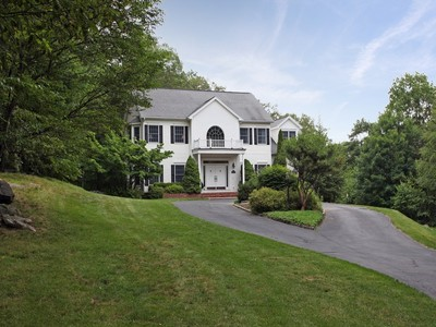 Single Family Home for sales at Open Floor Plan 16 Pinewood Drive New Fairfield, Connecticut 06812 United States