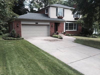 Nhà ở một gia đình for sales at Birmingham 852 Henley Street Birmingham, Michigan 48009 Hoa Kỳ